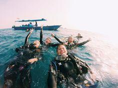 Panggang Island #Indonesia #Diving #SSI