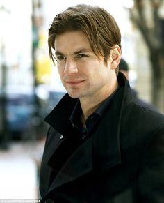 Gale Harold, shown in 2005 on Queer As Folk, portrayed Brian Kinney