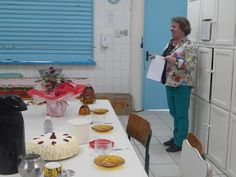 Jornal Sobral: Café Aniversário Dona Izabel