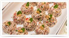 Cuscuz de quinoa com ricota - Receitas Viena