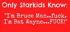 Only Starkids Know: