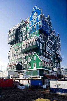 Zaandam Hotel, Amsterdam, Netherlands