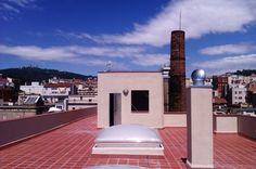 #Edificio Carrer Betlem, 20. #Rehabilitación de la #fachada, espacios comunes interiores y #terrado