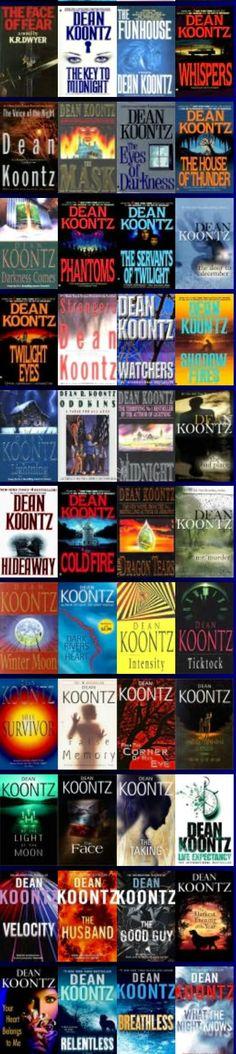 Author: Dean Koontz