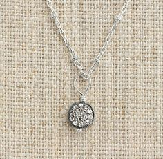 $200, diamond charm necklace, diamond layering necklace, mothers day gift ideas |  #ThreeSistersJewelryDesign for RH Baby & Child