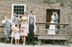 I would add some toms   Black Creek Pioneer Village wedding