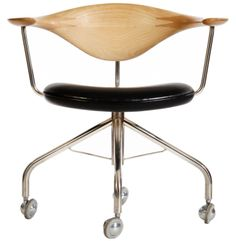 Swivel Chair by Hans Wegner  Denmark  1955