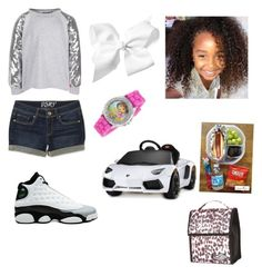 """""""Jasmine 1st day of school"""" by zendaya090 ❤ liked on Polyvore featuring P.S. from Aéropostale and Billabong"""