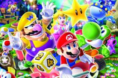 Novo Mario Party tenta inovar, mas decepciona