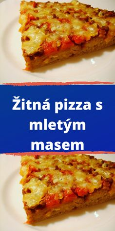 Pizza, Mozzarella, Ethnic Recipes, Food, Lasagna, Essen, Meals, Yemek, Eten