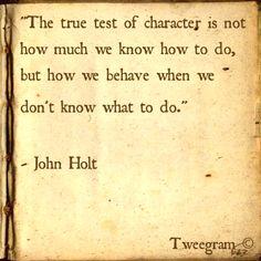 John Holt unschool unschooling unschooled free range life learning un school fun
