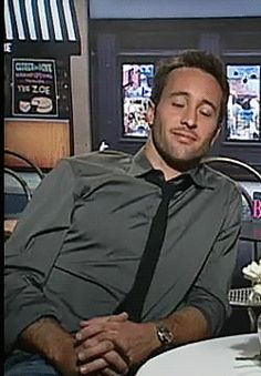 Alex O'Loughlin talks with 'Hollywood The Write Way' - 2008