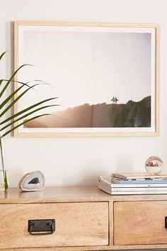 Max Wanger Surfers Art Print - Urban Outfitters