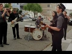 The Family Crest | Love Don't Go (Official Video) - YouTube