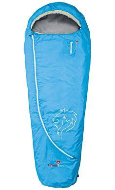 Dieser Schlafsack lässt dich in Sommernächten wie eine Mumie schlummern. Die atmungsaktive Füllung sorgt für ein angenehmes Schlafklima. Dank kleinem Packmaß und geringem Gewicht ist der »Grüezi bag« Leichtschlafsack Mumie Lion der ideale Begleiter beim Zelten, Biken und Campen!