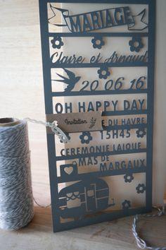 des jolis jolis mots faire part mariage part dcoupe fabrique des dcoupe mariage mots faire sur etsy boutiques - Faire Part Mariage Etsy