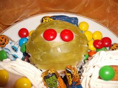 Freaky Mummy Cupcakes: Turn up the volume on cupcake decorating and frost them in spooky decor with candies and bubble gum.
