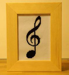 Treble clef/Klucz wiolinowy
