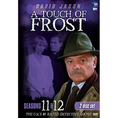 David Jason in A Touch of Frost Mystery Tv Series, A Touch Of Frost, John Lyon, David Jason, Detective Shows, Double Life, Dancing In The Dark, The Old Days, Jack Frost