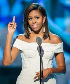 First Lady Michelle Obama supports BET's 'Black Girls Rock!': Some call it racist. #blackgirlsrock #blackblogger #blackissues