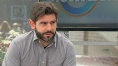 Entrevista  amb Josep Maria Espinàs i David Gálvez.