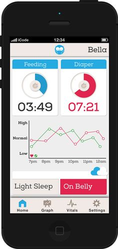 Flat Mobile UI Design and UX-30