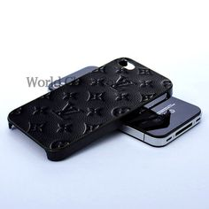 Louis Vuitton Pattern, Photo On Hard Cover iPhone case, iPhone 4 Case, iPhone 4S Case, iPhone 4 Case