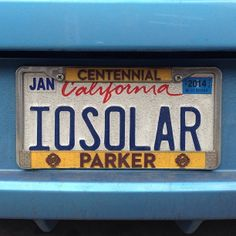 Over 30,000 solar miles on this 2011 #NissanLeaf! #greenliving #kickgas #electriccar #vanityplate | Flickr - Photo Sharing!
