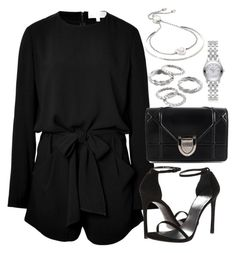 """Untitled #3233"" by theeuropeancloset on Polyvore featuring Vanessa Bruno Athé, Stuart Weitzman, Christian Dior, Apt. 9, Michael Kors and Gucci"