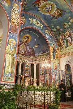 Church Interior, Sacred Art, Religious Art, Deities, All Art, Worship, Christianity, Religion, Scene