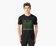 Nurse-Ugly christmas sweaters 3 by FunnyMusicNotes