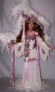 vickysplace1: Rustie dolls for sale, Rare Rustie artist original doll one of a kind #1