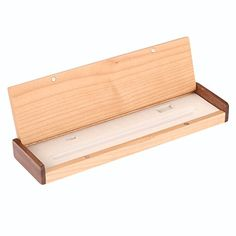 SAMDI Wooden Pencil Box Pencil Case Holder for Apple iPad Pro Pencil by Samdi https://www.amazon.co.uk/dp/B01J7UW34E/ref=cm_sw_r_pi_dp_x_J7tVxbJSP24T2