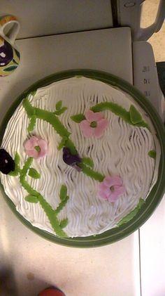 Plates, Tableware, Cake, Desserts, Food, Licence Plates, Pie Cake, Tailgate Desserts, Plate