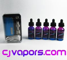 Win the innokin #Coolfire4 starter kit & 5 pack of #cjvapors 30 mL ejuice in any of the 100+ flavors!
