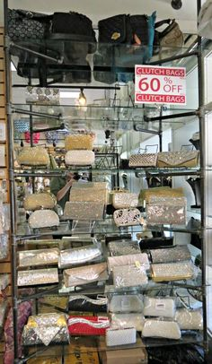 Find The Best Deals On Clutches Accessories And Fashion Jewelry In Downtown LA