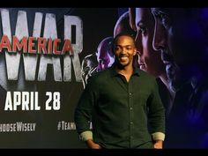 Falcon calls out 'Captain America: Civil War' rivals - http://eleccafe.com/2016/04/21/falcon-calls-out-captain-america-civil-war-rivals/
