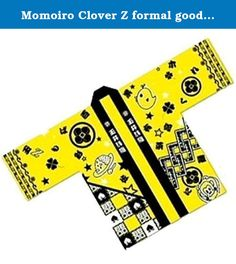 Momoiro Clover Z formal goods Momoclo chan happi coat 3 [yellow] Shiori Tamai Yellow The happi coat. Momoiro Clover Z is the official merchandise. Please take a look at popular group only popular goods.