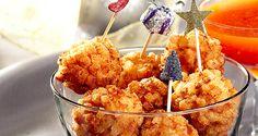 Crunchy Shrimp Balls | Del Monte Philippines http://www.delmonte.ph/kitchenomics/recipe/crunchy-shrimp-balls