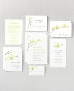 Printable Tropical Wedding Invitation RSVP Tropical Greenery