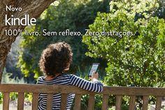 Amazon lança novo Kindle pelo mesmo preço da geração anterior - http://www.showmetech.com.br/amazon-lanca-novo-kindle-pelo-mesmo-preco-da-geracao-anterior/