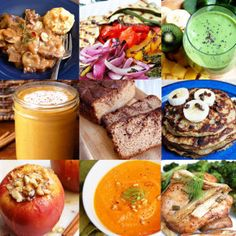 The Paleo diet involves eating wholesome, nutrient dense Paleo foods that can help you improve both your health & the way you look. Find out what foods you can & can not eat with this Paleo Food List #PaleoDietFoodList #PaleoFoodList #PaleoFoods