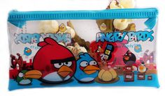 Transparent PVC Cartoon School Pencil Case For Girls And Boys Pencil Bag Kids Pen Case Zipper Pencil Pouch Stationery Trousse-in Pencil Cases from Office & School Supplies on Aliexpress.com | Alibaba Group