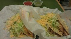 Filiberto's Chicken Tacos
