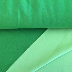 Scuba meliert – grün | Schnittverhext - Stoffe, Unikate