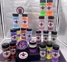 GlitterBae® LLC Teal High Heels, Lemon Sorbet, Shaker Bottle, Red Wedding, Small Businesses, Blueberry, Glow, Lime Sherbet, Berry