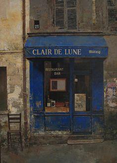 Chiu Tak Hak - Claire De Lune