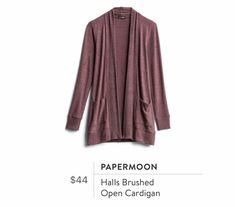 Love the color. Looks so soft. Fall Cardigan, Stitch Fix Fall, Stitch Fix Stylist, Fashion Plates, Comfortable Fashion, Dress Me Up, Sweater Hoodie, Shirt Sleeves, Long Sleeve Tops