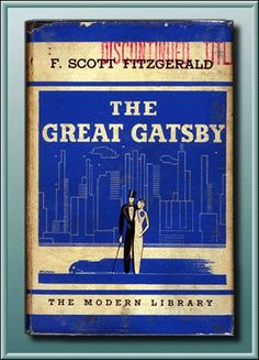 Modern Library Edition of The Great Gatsby