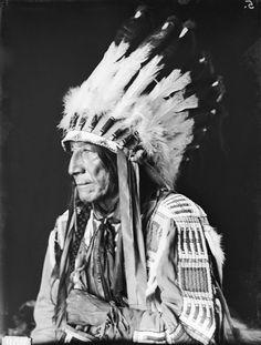White Frog (aka Fringe) – Northern Cheyenne – 1907